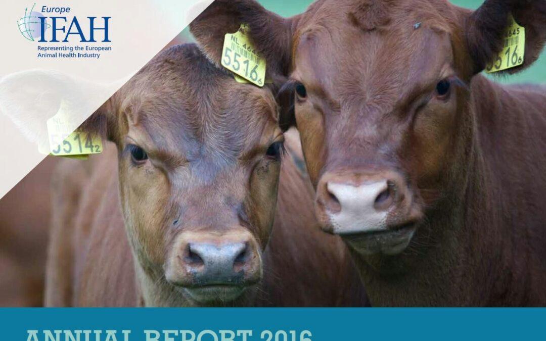 Informe anual 2016 IFAH