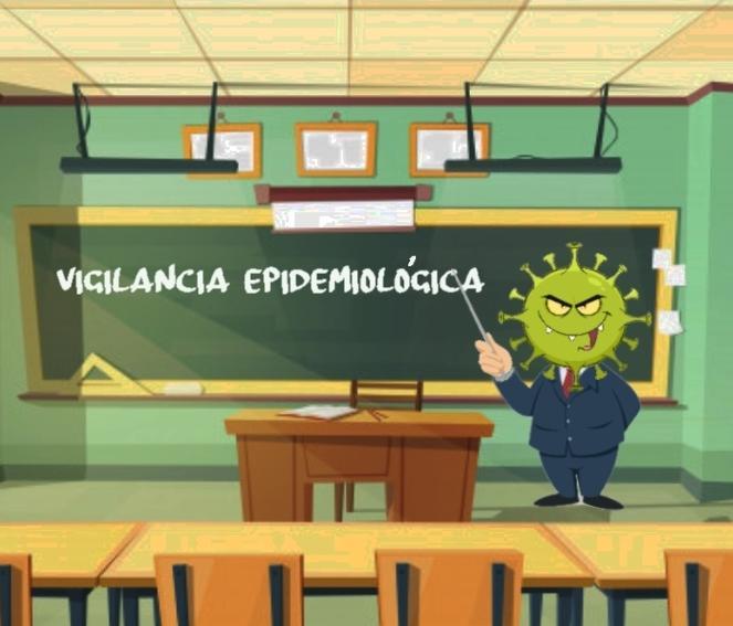 ¿Qué es la vigilancia epidemiológica?